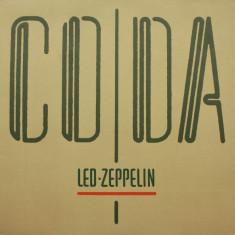 Led Zeppelin – Coda (LP - Germania - VG)