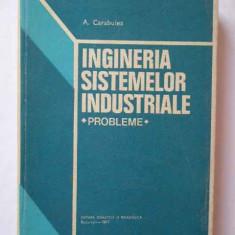 Ingineria Sistemelor Industriale Probleme - A. Carabulea ,269052