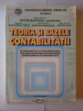 Teoria si bazele contabilitatii - Victor Munteanu + colectiv, an 2002