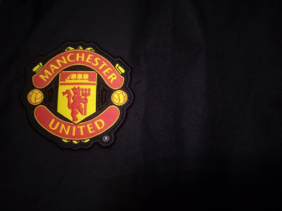 Manchester United, Nike, mărime L foto