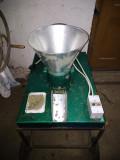 Granulator furaje 150kg pe ora, Micul Fermier