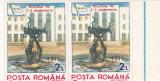 ROMANIA 1993  LP 1323   RICCIONE SUPRATIPAR   PERECHE  MNH