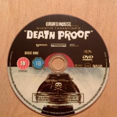 Film DVD - Deathproof, Romana