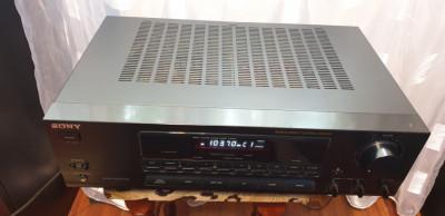 Amplificator Audio Amplituner Statie Audio Sony STR-GX 211 foto