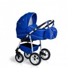 Carucior 3 in 1 copii 0-3 Ani Germany Blue Regal