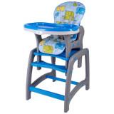 Cumpara ieftin Scaun de masa multifunctional albastru Kidscare for Your BabyKids