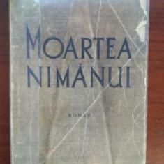 Moartea nimanui- Petru Manoliu
