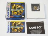 Joc Nintendo Gameboy Color GBC - ASTEROIDS - complet la cutie