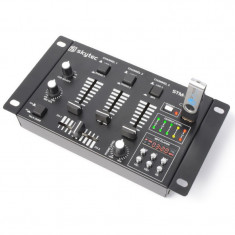 Mixer DJ 4 canale USB/MP3 STM-3020B