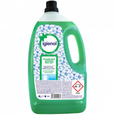 Dezinfectant universal fara clor Igienol Pine Fresh, 4L