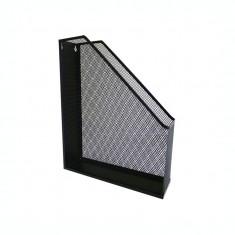 Suport dosar metalic mesh Forpus 30613 negru