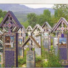 bnk cp Sapanta - Cimitirul vesel - necirculata