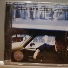 Jon Bon Jovi - Destination Anywhere (1997/Polygram/Germany)-ORIGINAL/NOU/SIGILAT