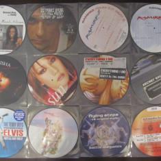13 Lot-Colectie Picture-Disc-Discuri Vinil-Vinyl House-DJ-Trance-Club Music