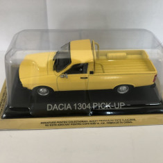 Macheta Dacia 1304 Deagostini 1/43