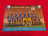 Foto fotbal - echipa VFL BOCHUM (Germania sezonul 1978/1979)