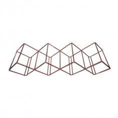 Suport pentru sticle de vin - Kubik x7 | Balvi