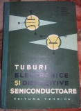 TUBURI ELECTRONICE SI DISPOZITIVE SEMICONDUCTOARE,GOGA,POPESCU,64,ca NOUA,T.GRAT