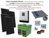 Sistem fotovoltaic / Instalatie fotovoltaica 1,5kW / Panou fotovoltaic
