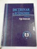 DICTIONAR DE ECONOMIE - coordonator Nita Dobrota