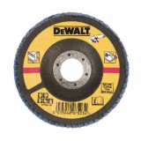 Disc lamelar pentru metal 125x22.23mm 80gr DeWalt - DT3310