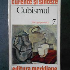 DAN GRIGORESCU - CUBISMUL