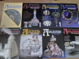 SET 8 NUMERE REVISTA ANTICHITATI ROMANIA.-COLECTIV