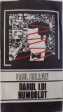 DARUL LUI HUMBOLDT de SAUL BELLOW , 1992