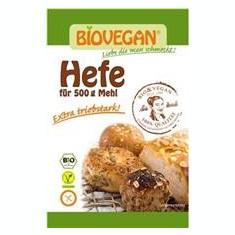 Drojdie Uscata Fara Gluten si Lactoza Bio Biovegan 9gr Cod: 11604r