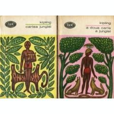 Rudyard Kipling - Cartea junglei ( vol. I )