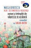 Oameni si intamplari din Varatecul de altadata   Fabian Anton, Zoe Dumitrescu-Busulenga