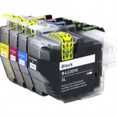 Set 4 Cartuse compatibile Brother LC3219XL LC3217XL