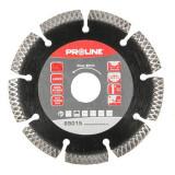 DISC DIAMANTAT SEGMENTAT LASER TIP-X 125MM