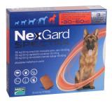 Nexgard Spectra XL (30 - 60 kg), 3 comprimate