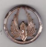 bnk ins Franta  - insigna militara de bereta - Arma logistica trenuri