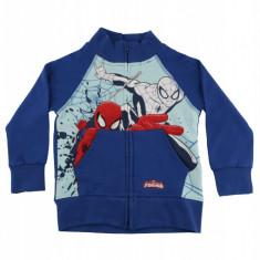 Hanorac Spider Man Marvel, bumbac, Multicolor, pentru baieti