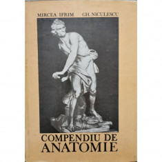Compendiu de anatomie - Mircea Ifrim, Gh. Niculescu