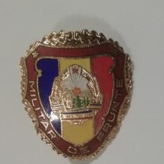 BIMR 82 - MILITARA - COMUNISTA - MILITAR DE FRUNTE - FORMAT MARE