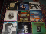 10 discuri/viniluri de pickup Brahms