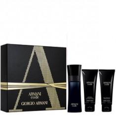 Giorgio Armani Armani Code Pour Homme Set 75+75+75 pentru barbati