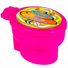 Gelatina zgomotoasa pentru copii, model toaleta, 9x6x7 cm