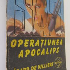 Operatiunea Apocalips - Gerard de Villiers