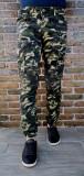 Pantaloni Army - pantaloni camuflaj pantaloni cu fermoare pantaloni conici