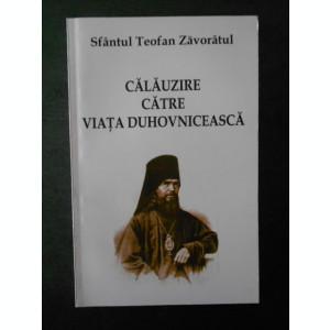 SFANTUL TEOFAN ZAVORATUL - CALAUZIRE CATRE VIATA DUHOVNICEASCA