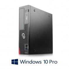 Calculatoare Refurbished Fujitsu ESPRIMO D956, Core i5-6400T, 8GB DDR4, Win 10 Pro