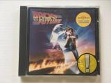 * CD Back to the Future coloana sonora, MCA records, original, MCA rec