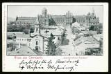 Carte Postala Veche Necirculata 1889 BUKOWINA Bucovina Cernauti CZERNOWITZ