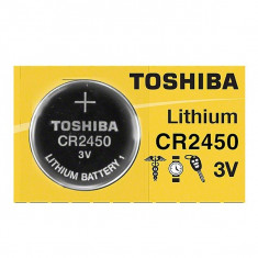 Baterie litiu Toshiba CR2450 3V 1 Bucata /Set