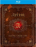 Ayreon Electric Castle Live And Other Tails digipack (bluray)