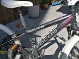 Bicicleta MTB Focus Raven Rookie 20, copii 7-10 ani, inaltime 1,2-1,35cm